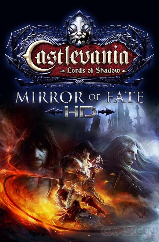 castlevania lord of shadows mirror of fate HD