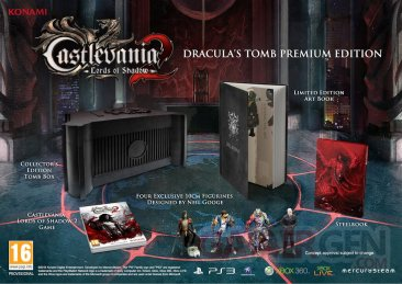 Castlevania Lords of Shadow 2 jaquette 01.11.2013. (2)