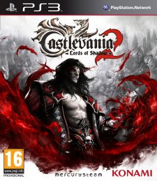Castlevania Lords of Shadow 2 jaquette 01.11.2013.