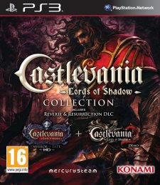 Castlevania Lords of Shadow Collection jaquette PS3