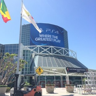 Convention Center 2014 Los Angeles