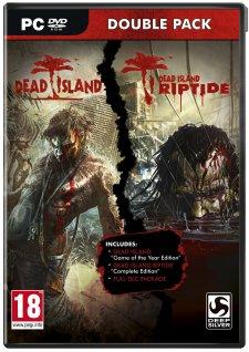 Dead Island Double Pack PC jaquette 16.05.2014