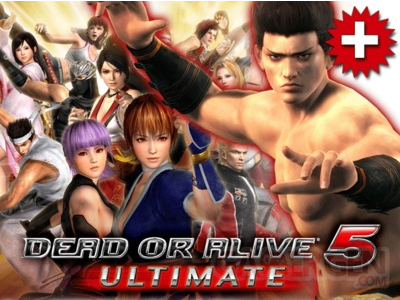 Dead or Alive 5 Ultimate Core Fighters Jann Lee
