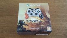 déballage manette Xbox One Titanfall Ben GamerGen (2)