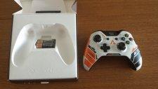 déballage manette Xbox One Titanfall Ben GamerGen (4)