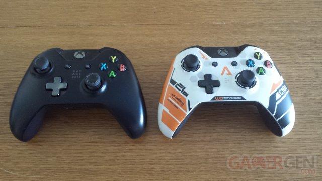 déballage manette Xbox One Titanfall Ben GamerGen (5)