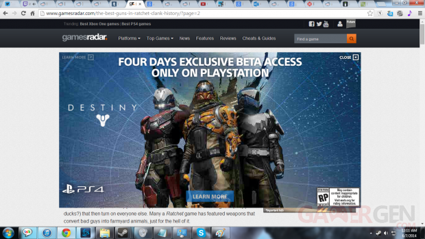 destiny early access Playstation four days