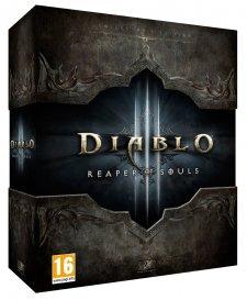 Diablo III Reaper of Souls collector jaquette