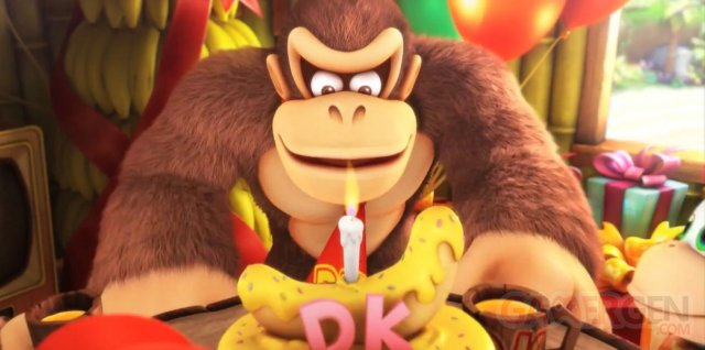 Donkey Kong Country Tropical Freeze 30.01.2014