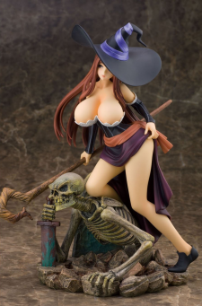 Dragon's Crown figurine sorciere 15.08.2013 (10)
