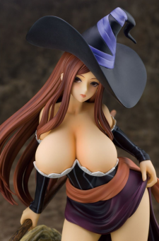 Dragon's Crown figurine sorciere 15.08.2013 (11)