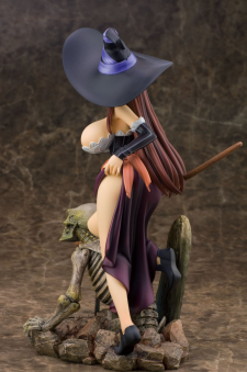 Dragon's Crown figurine sorciere 15.08.2013 (2)