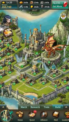 Dragons of Atlantis images screenshots 06