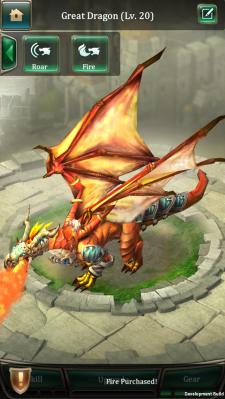 Dragons of Atlantis images screenshots 07