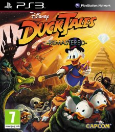 Ducktales remastered jaquette
