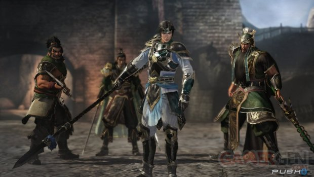 Dynasty Warriors 8 Xtreme Legend