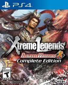 Dynasty Warriors 8 Xtreme Legends-cover-boxart-jaquette-ps4