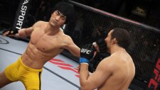 EA Sports UFC Bruce Lee images screenshots 1