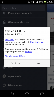 Facebook-v4-Android-nouvelle-interface-version-fail