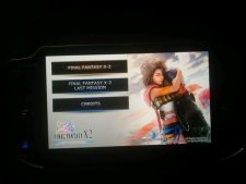 final fantasy x x-2 hd remaster menus the last mission