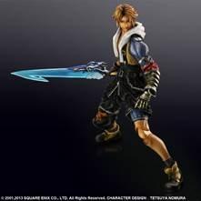 Final Fantasy X:X-2 HD Remaster produits de?rive?s 7