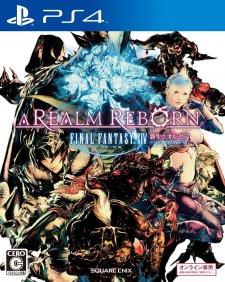 Final Fantasy XIV A Realm Reborn jaquette jp 31.03.2014