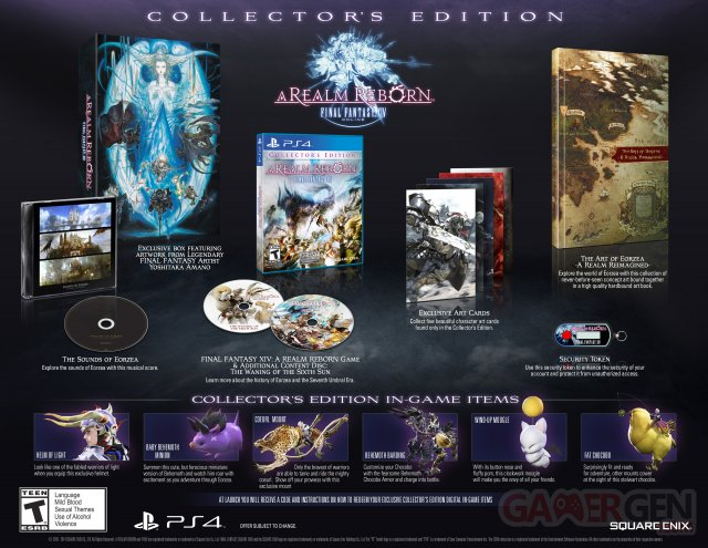 Final Fantasy XIV collector 27.01.2014  (1)