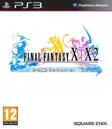 Final Fantasy XX-2 HD Remaster jaquette 13.01.2014  (2)