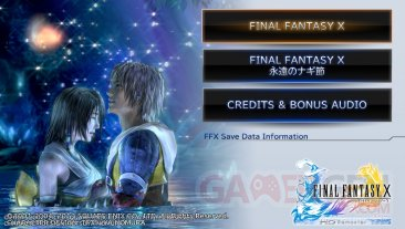 FINAL FANTASY XX-2 HD Remaster Twin Pack debalage unboxing 26.12.2013 (3)