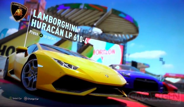 forza horizon 2 gameplay e3 2014