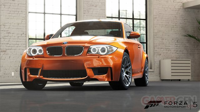 forza motorsport 5 2011 BMW 1 Series M Coupe