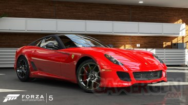 Forza motorsport 5 2011 Ferrari 599 GTO