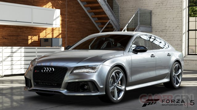forza motorsport 5 2013 Audi RS7