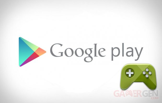 Google Play Games jeux