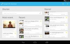 Google-URL-Shortener-app-screenshot-tablette-7-pouces