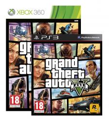 Grand Theft Auto V jaquettes 17.09.2013