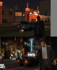 GTA V comparaison San Andreas images 03