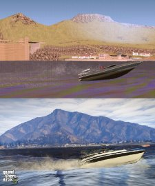 GTA V comparaison San Andreas images 10