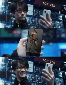 Hideo Kojima Troll 5