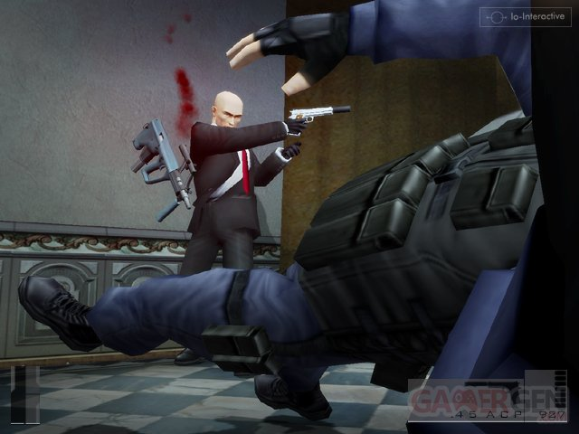 Hitman Contracts Steam