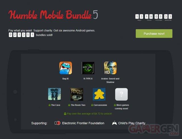 Humble mobile 5