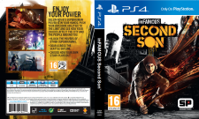 inFAMOUS Second Son jaquette 1