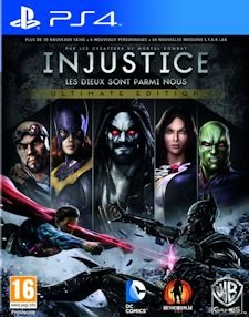 Injustice Ultimnate ps4