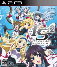 IS 2 Infinite Stratos Ignition Hearts jaquette jp ps3 (3)
