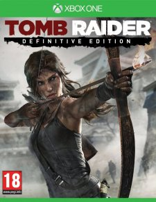 Jaquette Xbox One Tomb Raider Definitive Edition