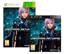 Jaquettes Lightning Returns Final Fantasy XIII 03.12.2013.