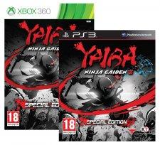 Jaquettes Yaiba Ninja Gaiden Z 21.03.2014