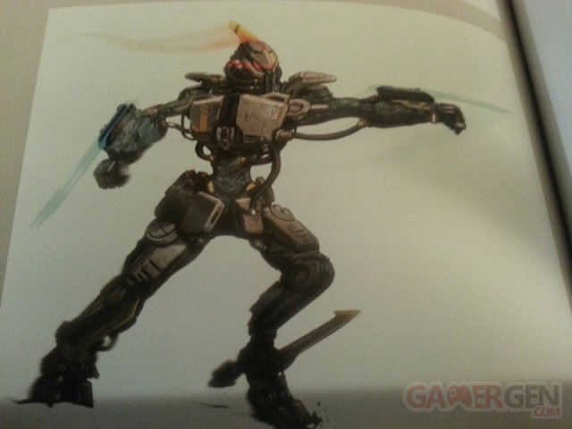 Killer Instinct Fulgore artbook 25.11.2013 (4)