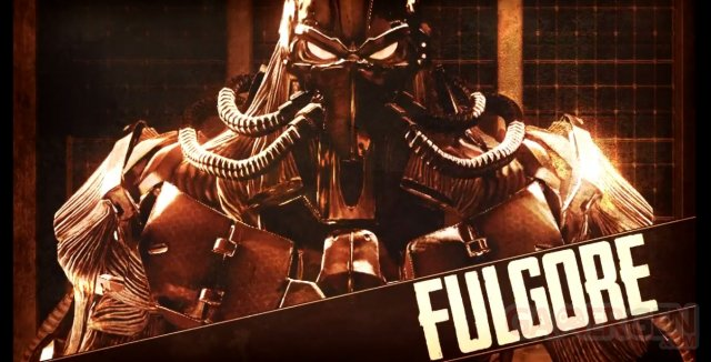 Killer Instinct Fulgore