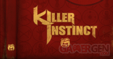 Killer Instinct Pin ultimate edition